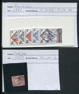 Liquidation / Versch. Ehemals Einzelangebote Jetzt Zu Guenstigem Liquidationspreis (7251-80) - Briefmarken