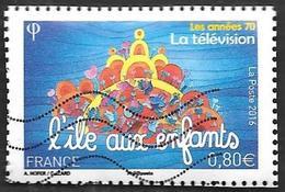 FRANCE 2016 -  YT 5059 - Ile Aux Enfants -  Oblitéré - France