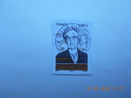 FRANCE 2017  YT N° 5169 CL006  NADIA BOULANGER (1887-1979)   Cachet Rond (A Voyagé) - France