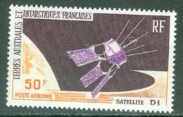 TAAF   PA 12   * *  TB   Cosmos Espace - Poste Aérienne