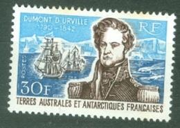 TAAF   25  * *  Voir Scan Et Description - Terres Australes Et Antarctiques Françaises (TAAF)