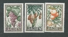 ALGERIE  N°  279/81  **  TB - Algérie (1924-1962)