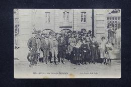 FRANCE - Carte Postale - Escarbotin  - Une Usine De Serrurerie  ( Ouvriers Gros Plan ) - L 22774 - Friville Escarbotin
