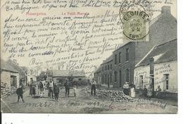 Mévergnies  A Voyagé En 1897 - België
