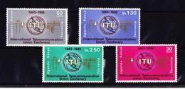 Este Africano 137/40** Nuevo - Kenya, Uganda & Tanzania