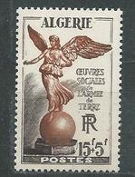 ALGERIE  N°  307  **  TB - Algérie (1924-1962)