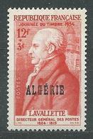 ALGERIE  N°  308  **  TB - Algérie (1924-1962)