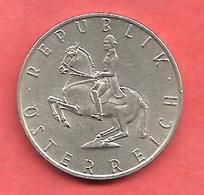 5 Schilling , AUTRICHE , Cupro-Nickel , 1972 , N° KM # 2889a - Autriche