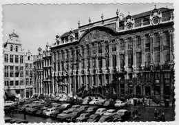 BRUXELLES   UN  COIN  DE  LA  GRAND  PLACE            (VIAGGIATA) - Piazze