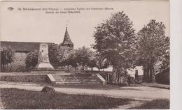 87   Saint Leonard  Ancienne Eglise Des Penitents Blancs  Entreedu Vieux Cimetiere - Saint Leonard De Noblat