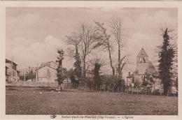 87   Saint Just Le Martel L'eglise - France