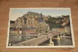 7859-   DINANT, L'EGLISE ET LA CITADELLE - Dinant