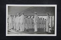 PHOTOS - Photo  D'une Remise De Décorations - Marine - L 22784 - Guerre, Militaire