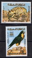 MAROC (  POSTE ) : Y&T N°  489/490 , TIMBRES  NEUFS  SANS  TRACE  DE  CHARNIERE . - Morocco (1956-...)