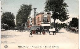 VERVIERS AVENUE DE SPA CHAUSSEE DE HEUSY - Verviers