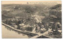 CPA PK  DINANT 1919  FAUBOURG SAINT MEDARD VU DE LA CITADELLE - Belgique