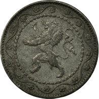 Monnaie, Belgique, 25 Centimes, 1918, TTB, Zinc, KM:82 - 1909-1934: Albert I