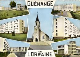 1 Cpsm Souvenir De Guenange - France