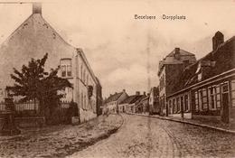 ZONNEBEKE DORPPLAATS - Zonnebeke