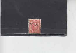 LUSSEMBURGO 1906 - Unificato  74 - Guglielmo - 1906 Guglielmo IV