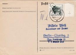 Karte Aus Herrnhut  1939 - Allemagne