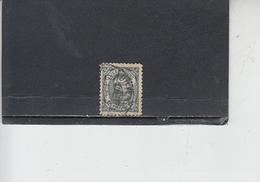 LUSSEMBURGO 1906 - Unificato  75 - Guglielmo - 1906 Guglielmo IV