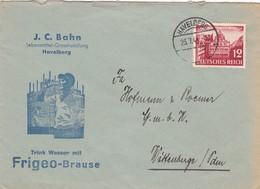 Brief Aus Havelberg 1941 - Allemagne