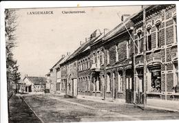 LANGEMARCK CLERCKENSTRAAT - Langemark-Poelkapelle