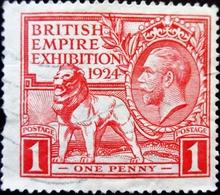 1924 Grande Bretagne Yt 171 . British Empire Exhibition 1924 . Oblitéré Used - 1902-1951 (Rois)