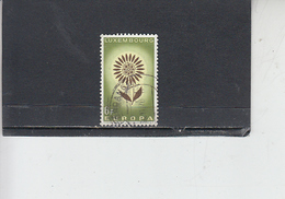 LUSSEMBURGO 1964 - Unificato  649 -  Europa - Usati