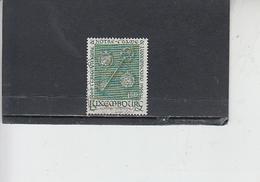 LUSSEMBURGO 1966 - Unificato  680 -  Cattedrale - Usati