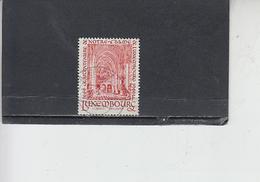 LUSSEMBURGO 1966 - Unificato  681 -  Cattedrale - Usati