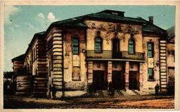 Slovakia, Hungary, Michalovce, Nagymihály, Capitol Cinema, Old Postcard - Slovaquie