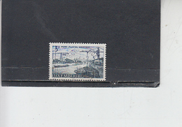 LUSSEMBURGO 1967 - Unificato  708 - Porto - Usati