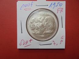 Régence :100 FRANCS ARGENT 1950 FR BELLE QUALITE - 1945-1951: Régence