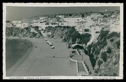 ALGARVE - ALBUFEIRA - Praia De Banhos ( Ed. Vitor Sousa)  Carte Postale - Faro
