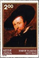 USED STAMPS India - The 400th Anniversary Of The Birth Of Peter Paul-  1978 - India