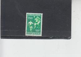 LUSSEMBURGO 1968 - Unificato  717 - Olimpiadi - Calcio - Usati