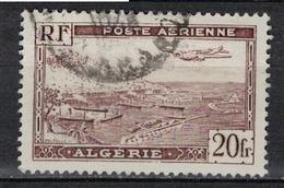 ALGERIE        N°  YVERT    PA  4        OBLITERE       ( O   2/48 ) - Algérie (1924-1962)