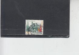 LUSSEMBURGO 1969 - Unificato  751 - Caritas - Usati