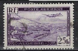 ALGERIE        N°  YVERT    PA  5        OBLITERE       ( O   2/48 ) - Algérie (1924-1962)