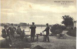 Carte Postale Ancienne De BEHUARD - Pont De Rochefort - Altri Comuni