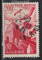 ALGERIE        N°  YVERT    PA  11        OBLITERE       ( O   2/48 ) - Algérie (1924-1962)
