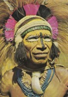 Papua New Guinea - Man From Nodofonoyufa Asaro Valley - Papouasie-Nouvelle-Guinée
