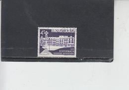 LUSSEMBURGO 1975 - Unificato  851 - Architettura - Lussemburgo