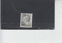 LUSSEMBURGO 1975 - Unificato  853 - Granduca - Lussemburgo