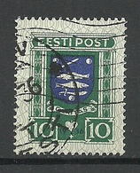 Estland Estonia 1936 CARITAS Michel 109 O - Estonie