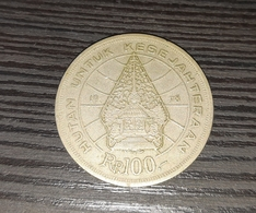 100 Rupiah Indonesia 1978 - Indonesia