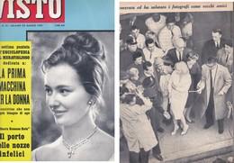 +VISTO1961/12:MONROE-LA MACCHINA PER CUCIRE-LOREN. - Libri, Riviste, Fumetti