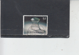 LUSSEMBURGO 1976 - Unificato  875 - Archeologia - Lussemburgo